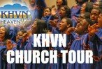 KHVN's Church Tour