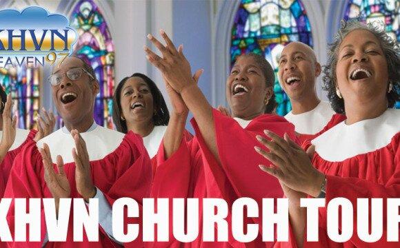 KHVN's Church Tour