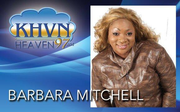 Saturday Praises with Barbara Mitchell