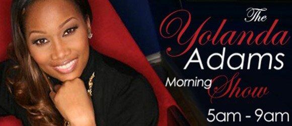 Yolanda Adams Morning Show