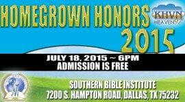2015 Homegrown Honors – And the winners are. . . .