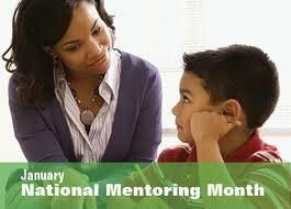 We are celebrating National Mentoring Month on KHVN