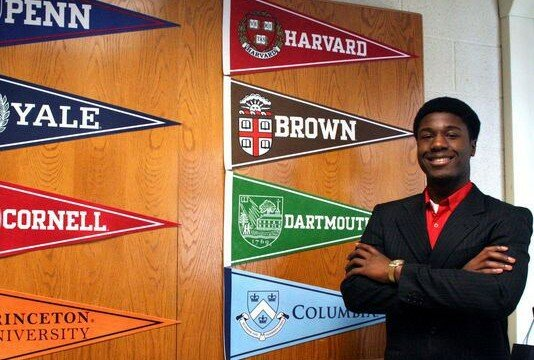Kwasi Enin: NY Teen Accepted To All 8 Ivy League Universities