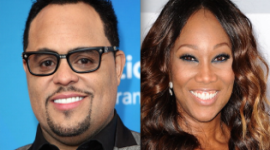 Yolanda Adams and Israel Houghton makes an appearance on The Real! See pics!
