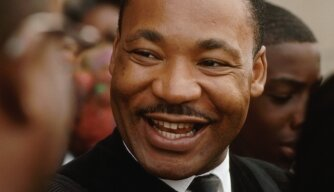 KHVN AM – Martin Luther King Jr.'s Bible, Nobel To Be Issued To Estate