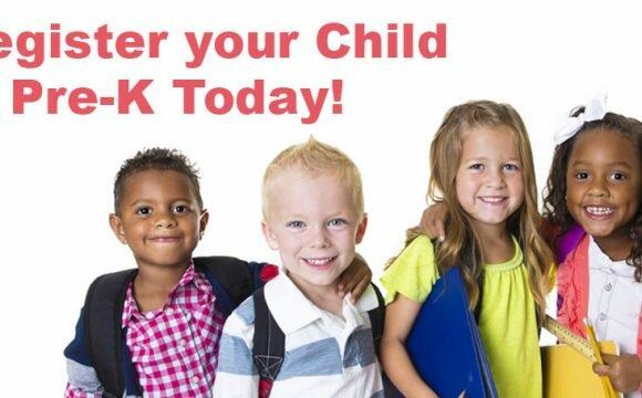 It's North Texas Pre-K Enrollment Week – April 3-8, 2017