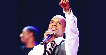 Kirk Franklin Recognized For Selling Over 10 Million Records in His Career
