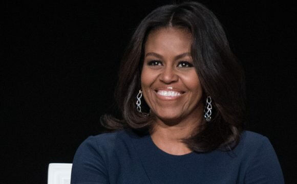 Michelle Obama Delivers Message on 'Good Morning America' to Class of 2017