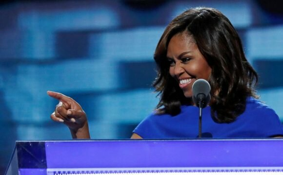 Michelle Obama Hosts Bootcamp Weekend With Her Girls