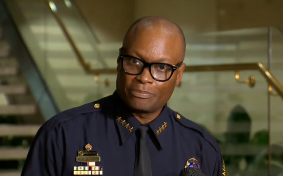 Former Dallas Police Chief David O. Brown Believes 'The Church Is The Solution To Race Relations'