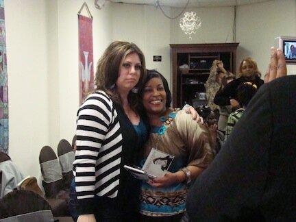 KHVN's Meet n' Greet with Andrea Helms